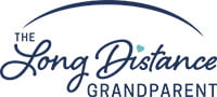 The Long Distance Grandparent Logo
