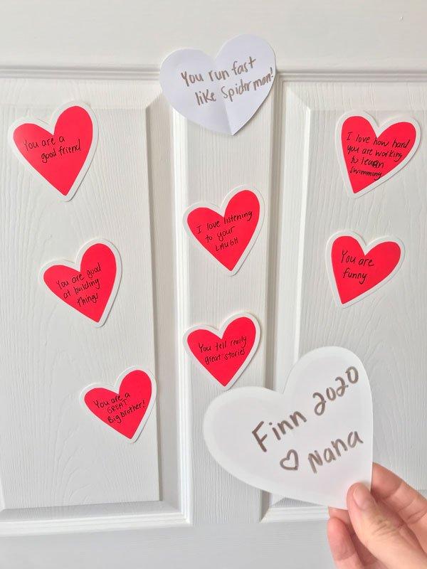 The Long Distance Grandparent - Valentines